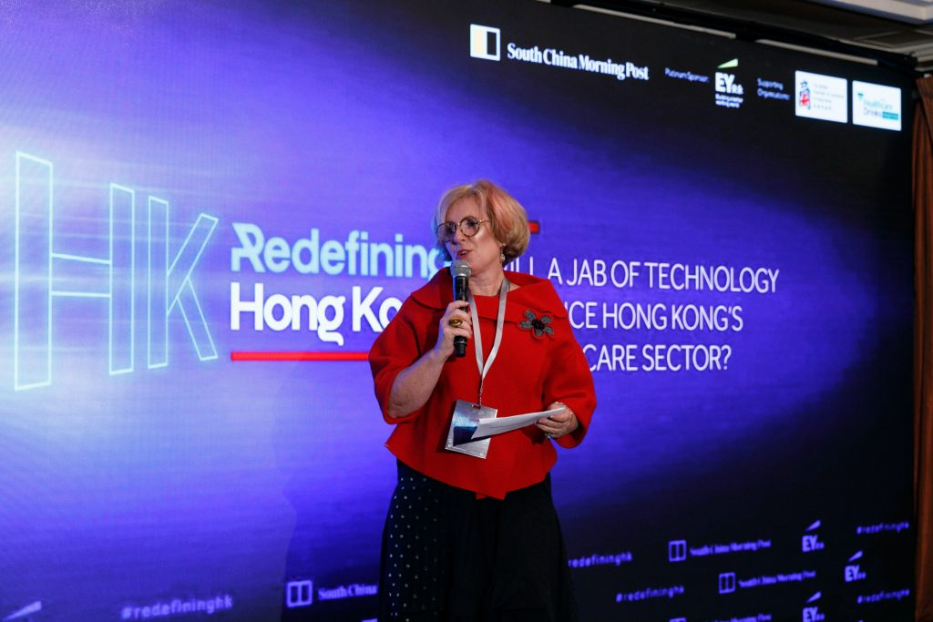 Redefining Hong Kong, Unleashing Hong Kong's Innovative Potential
