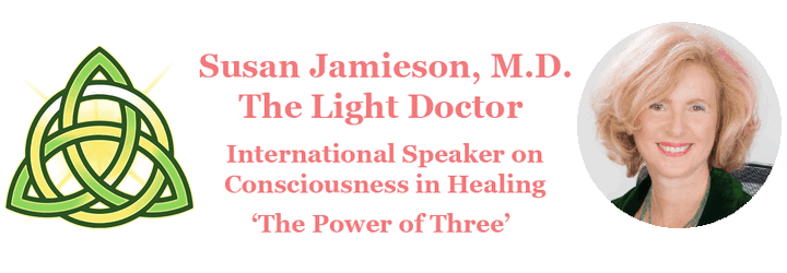 Susan Jamieson, M.D. – Intuitive Physician & Speaker